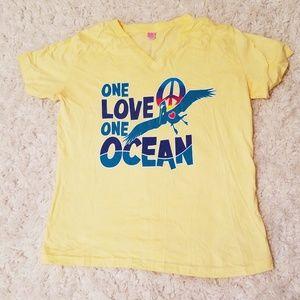 Lulu's One Love One Ocean Tee